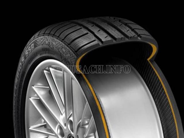 Lốp không săm có độ an toàn cao hơn dòng lốp có săm truyền thống