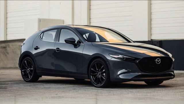 Xe ô tô tiết kiệm xăng nhất hiện nay Mazda 3 Hatchback
