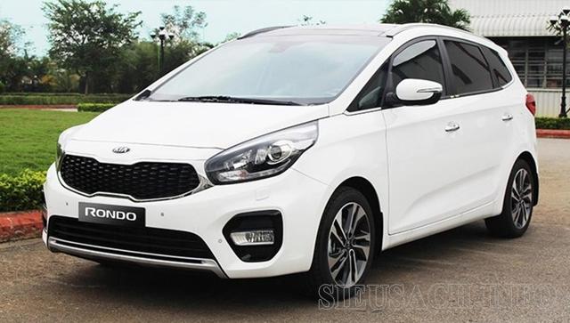 Xe ô tô tiết kiệm xăng nhất hiện nay Kia Rondo
