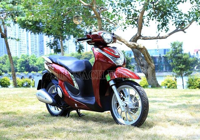 Honda SH mode chỉ tiêu thụ 1,9 lít xăng với quãng đường 100km
