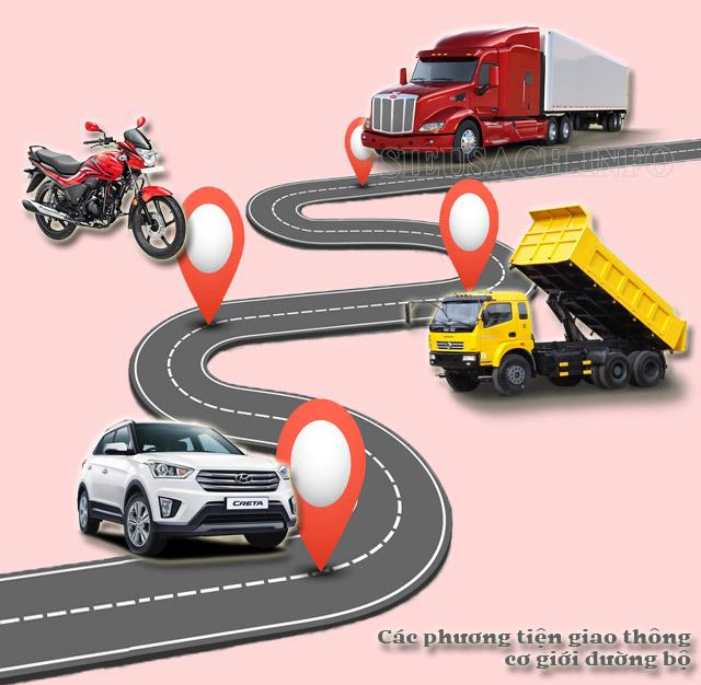 phương tiện giao thông cơ giới đường bộ
