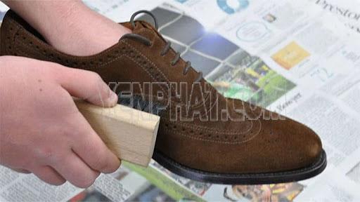Đánh giày
