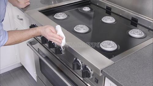 hướng dẫn làm sạch bề mặt kim loại