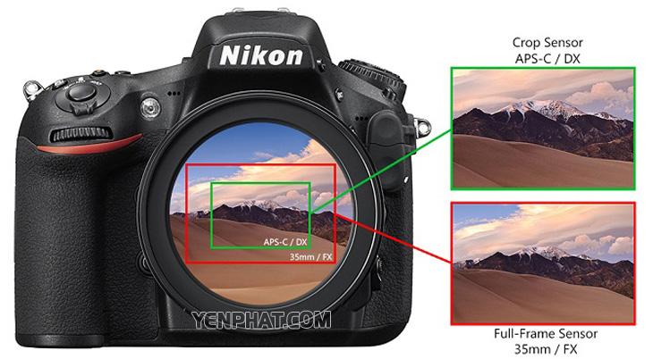 Máy ảnh full-frame là gì 11