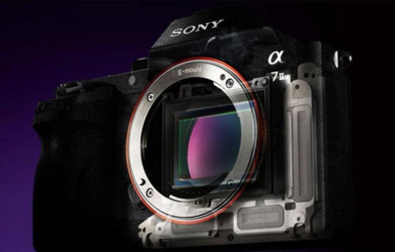 Sensor máy ảnh là gì