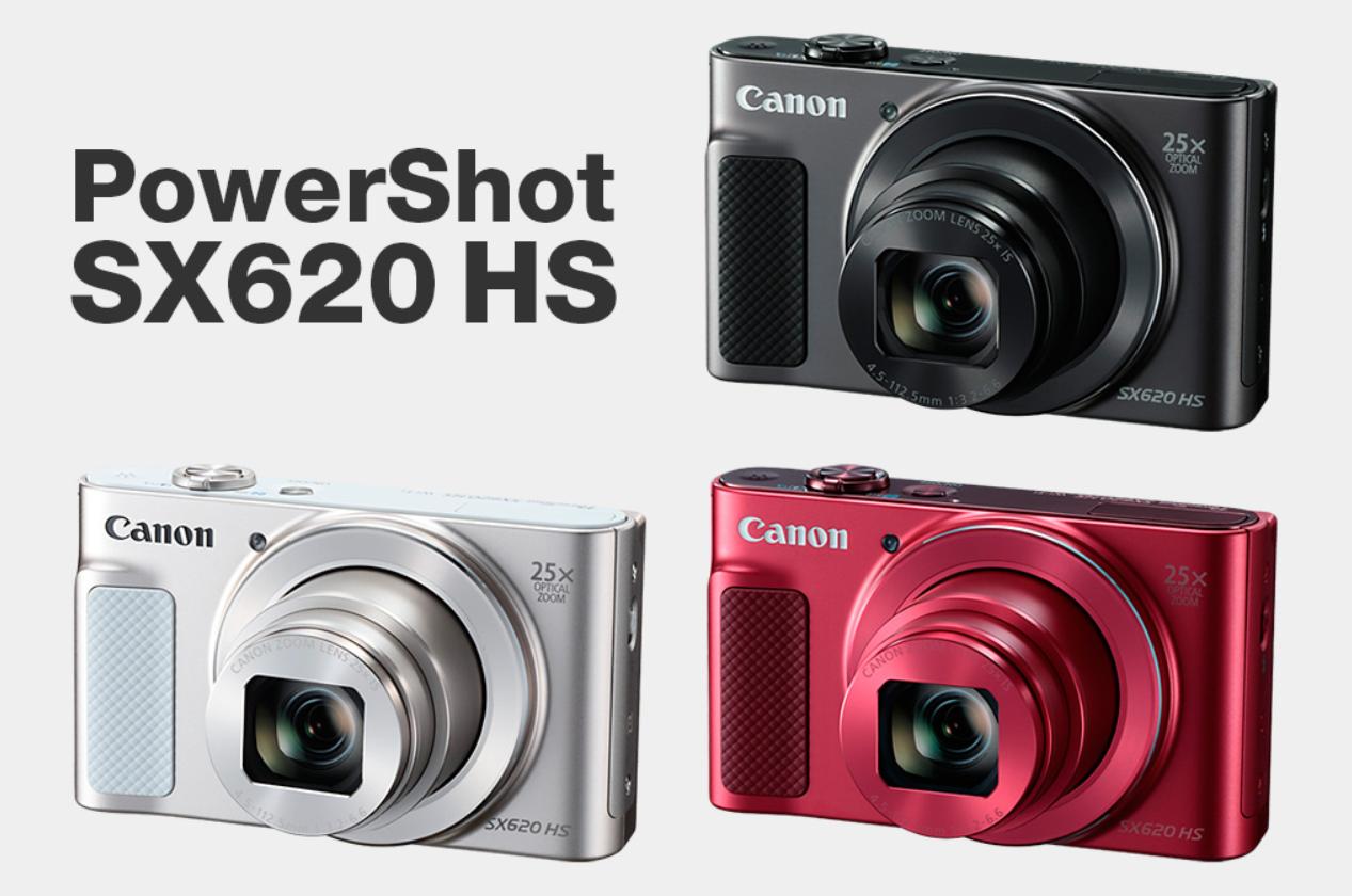 Máy ảnh Canon PowerShot SX620