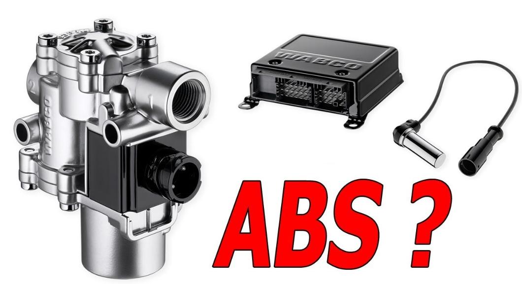 Hệ thống phanh ABS là gì