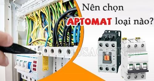 Bạn đã biết cách chọn Aptomat phù hợp cho gia đình?
