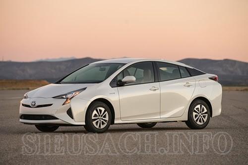 Những model xe Hybrid chạy xăng - điện ngày càng được sử dụng phổ biến