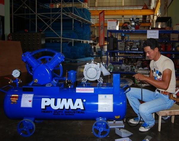 hướng dẫn sử dụng máy nén khí puma tốt nhất