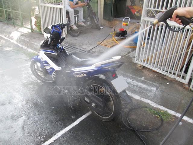 Lựa chọn những model phù hợp nhất với quá trình phun rửa tại gia