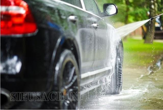 Dòng máy xịt rửa xe nào tốt nhất