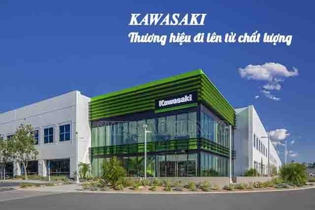 Thương hiệu Kawasaki