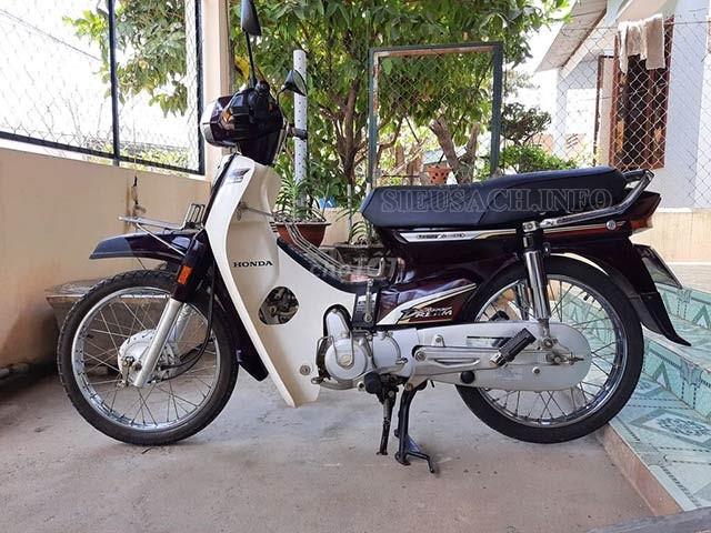 Cách xem đời xe Dream Việt