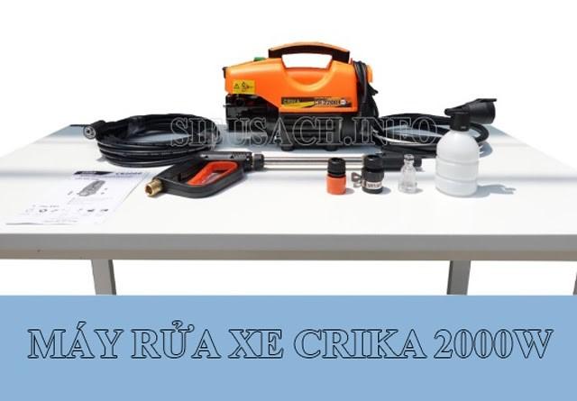 Crika 2000W