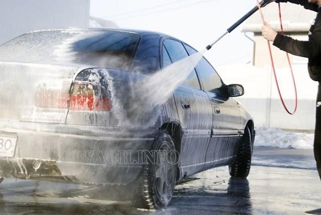 Hiệu suất phun rửa mạnh mẽ