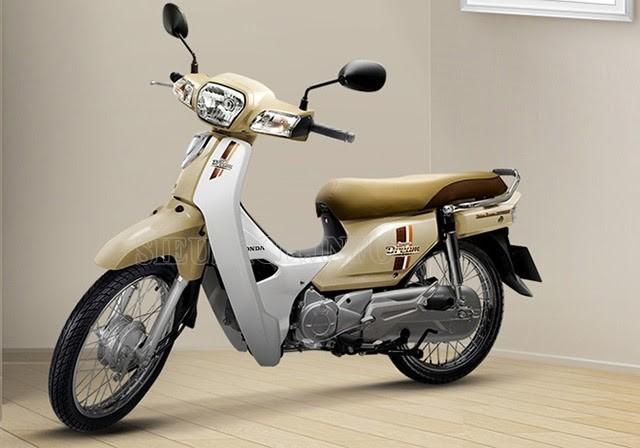 Honda ra mắt Super Dream 110 trẻ trung, năng động