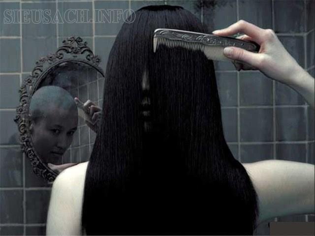 Không nên cắt tóc trong tháng cô hồn