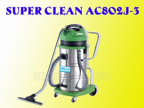 Super Clean AC802J-3 với thiết kế bắt mắt