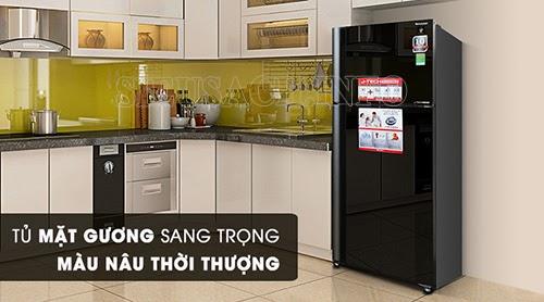 Tủ lạnh Sharp với công nghệ hiện đại
