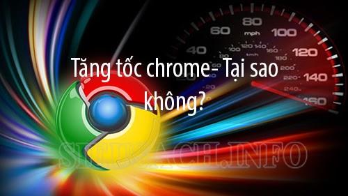 Nguyên nhân khiến Chromebị chậm?