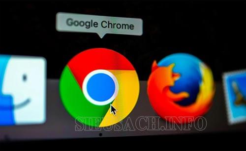 Xóa bộ nhớ đệm cho trình duyệt Chrome