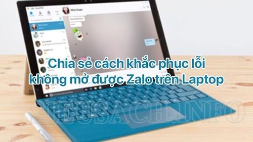 Khắc phục lỗi Zalo trên máy tính không hiện tin nhắn