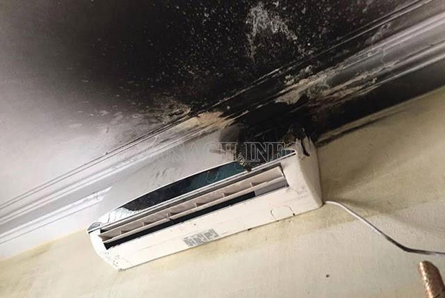 Máy lạnh lâu không vệ sinh cũng rất dễ phát sinh sự cố