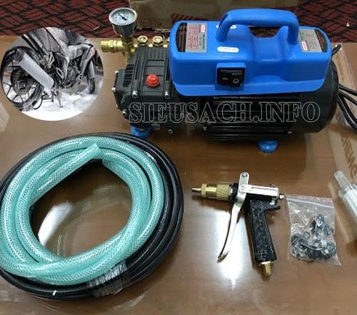 Máy phun rửa xe gia đình Hiroma DHL 0503