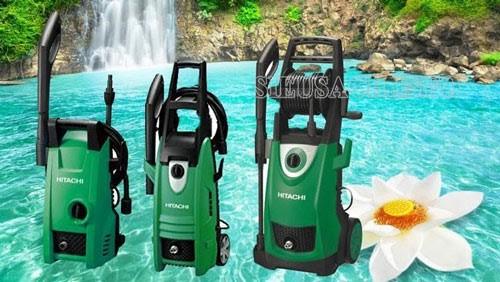 Máy rửa xe gia đình Hitachi chất lượng cao
