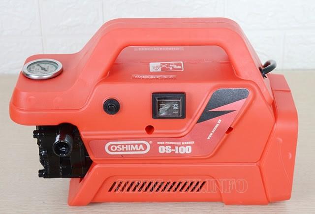 Oshima OS 100 có thiết kế đẹp mắt
