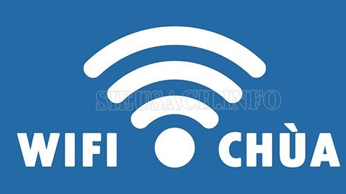 Sử dụng wifi chùa Việt Nam