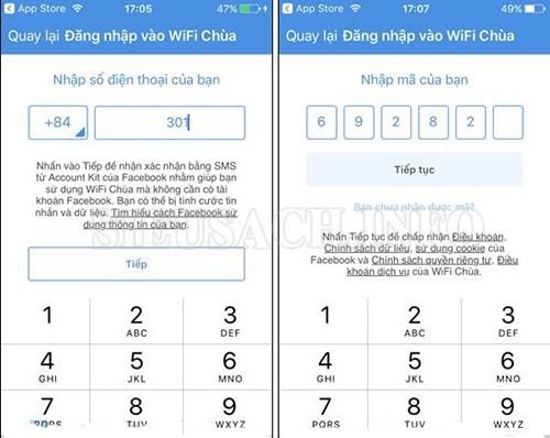 Tìm và tải wifi chùa apk ngay trên iphone