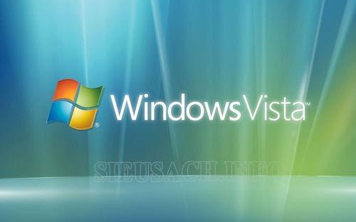Thay đổi ngôn ngữ cho Win Vista