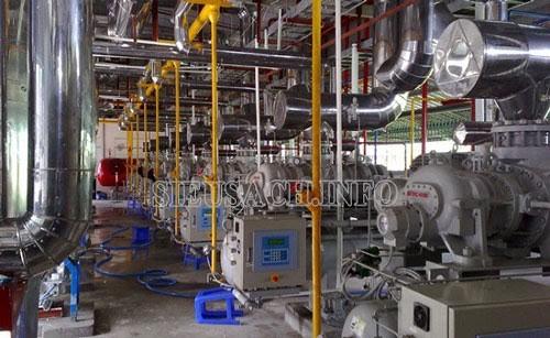 Van tiết lưu nhiệt được sử dụng phổ biến trong các hệ thống máy móc