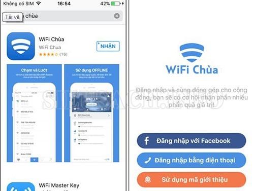 Wifi chùa có tác dụng gì?