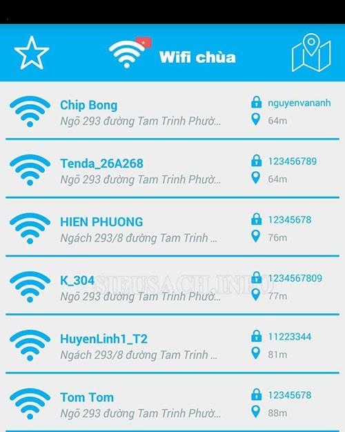 Wifi chùa download thật đơn giản!