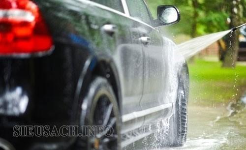 Bạn cần lựa chọn loại hóa chất rửa xe phù hợp