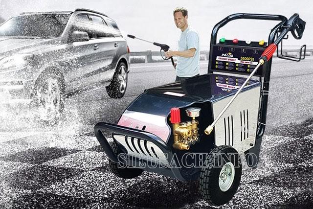 Bạn cần tìm hiểu về các loại máy bơm rửa xe phổ biến hiện nay