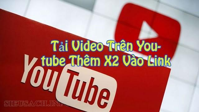 Cắt nhạc từ video youtube với X2