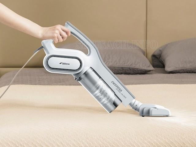 Deerma có mức giá cạnh tranh nhưng đem lại hiệu quả làm sạch cao