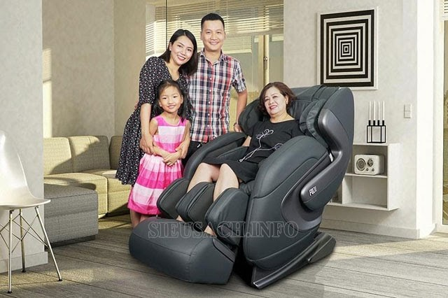 Ghế mát xa nhật nội địa luôn được coi là sự lựa chọn số 1 của khách hàng