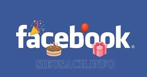 Làm thế nào để tắt thông báo sinh nhật của mình trên facebook?
