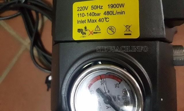 Lưu ý khi sử dụng giúp máy bơm rửa xe Kat được bền lâu