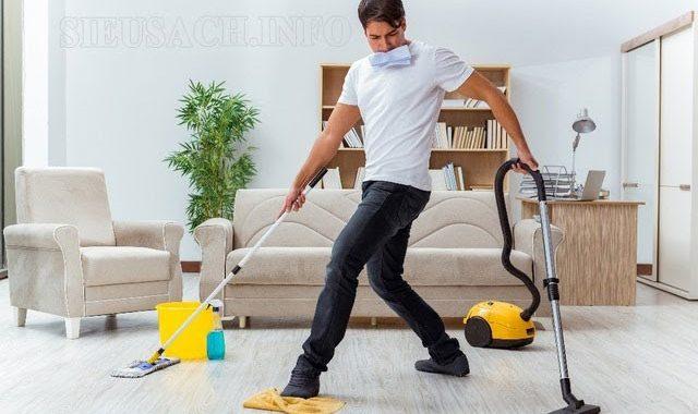 Nam giới không chỉ gánh vác chuyện kinh tế mà còn giỏi việc nhà