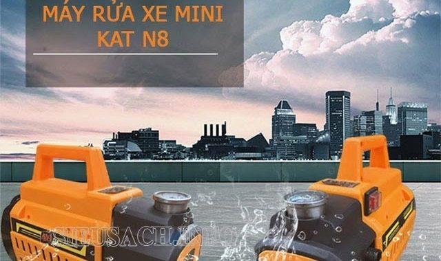 Những model rửa xe Kat đáng mua nhất