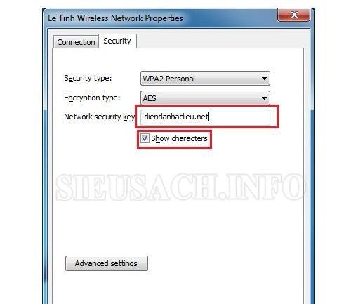 Quên mật khẩu wifi-đừng lo lắng