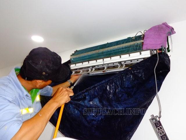 Tư vấn chọn mua máy xịt rửa điều hòa tốt nhất