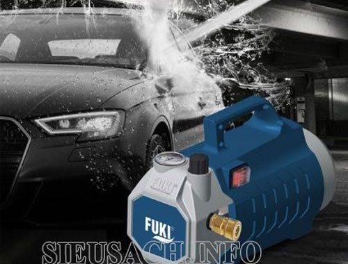 Thiết bị bơm xịt rửa xe Fuki 2500w