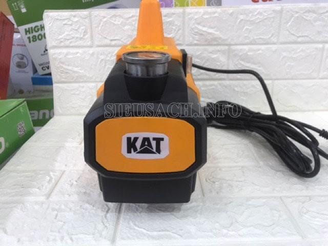 Thiết bị rửa xe Kat được cấu tạo từ những linh kiện cao cấp